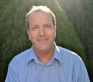 Greg Byrne author photo