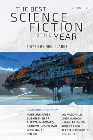 Best Science Fiction of the Year Vol 4