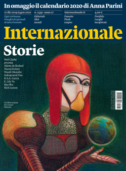 The Anchorite Wakes - Internazionale Magazine - December 2019 (Italian Translation)